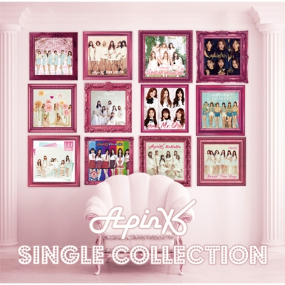 APINK SINGLE COLLECTION 【通常盤】