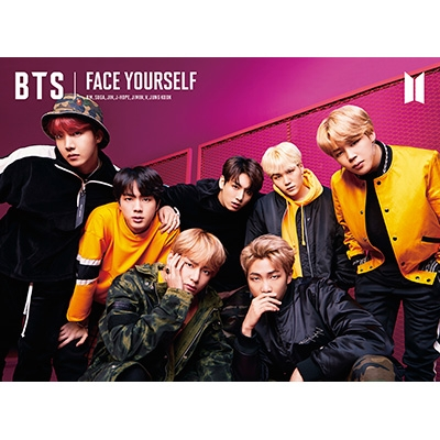 FACE YOURSELF 【初回限定盤B】 (CD+DVD)