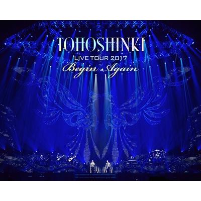 東方神起 LIVE TOUR 2017 〜Begin Again〜【初回生産限定盤】(2Blu-ray)