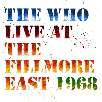 Live At The Fillmore East 1968 (SHM-CD 2枚組)