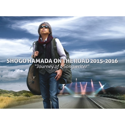 "SHOGO HAMADA ON THE ROAD 2015-2016 ""Journey of a Songwriter ..."