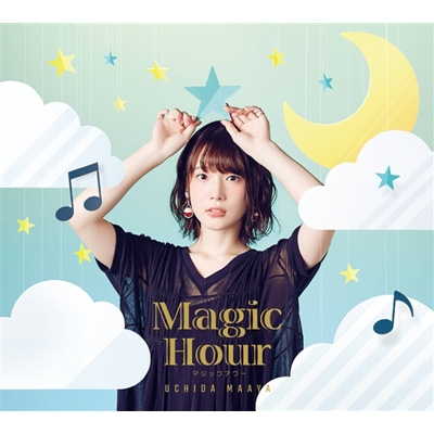 Magic Hour 【初回限定盤】(CD+Blu-ray+PHOTOBOOK)
