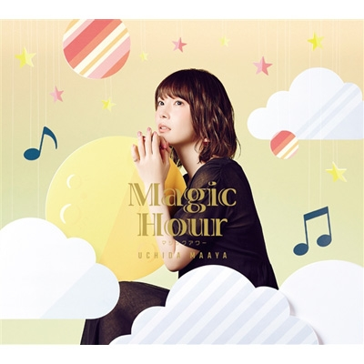 Magic Hour 【初回限定盤】(CD+DVD+PHOTOBOOK)