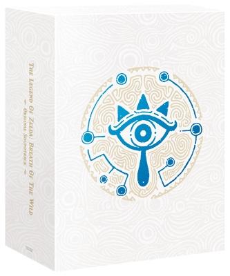 ゼルダの伝説 ブレス オブ ザ ワイルド オリジナルサウンドトラック 【初回数量限定生産盤】