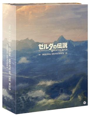 The Legend Of Zelda Breath Of The Wild Original Soundtrack