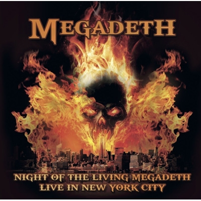 Night Of The Living Megadeth -Live In Nyc