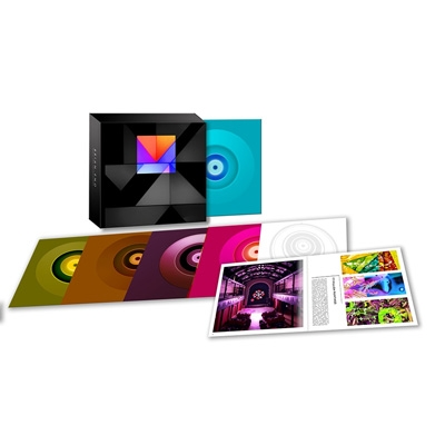 Music For Installations  [STANDARD 6CD BOX]