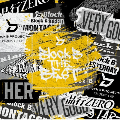 Block B THE BEST [Standard Edition] (2CD)