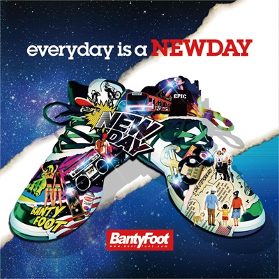 everyday is a new day banty foot hmv books online zlcp 351