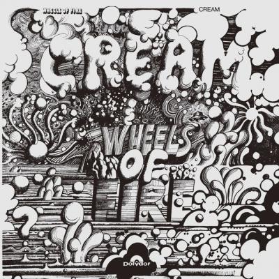 Wheels Of Fire: クリームの素晴らしき世界 +4 (2CD)<MQA/UHQCD>
