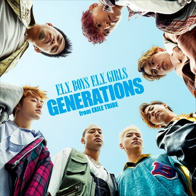 F.L.Y.BOYS F.L.Y.GIRLS (+DVD)