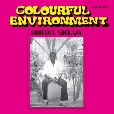Colourful Environment (アナログレコード)