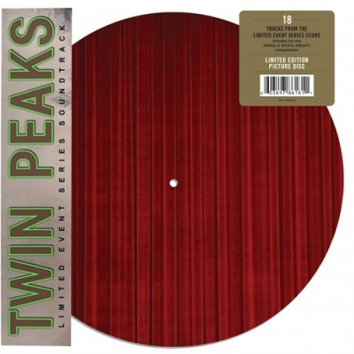 Twin Peaks: Limited Event Series【2018 RECORD STORE DAY 限定盤】(アナログレコード)