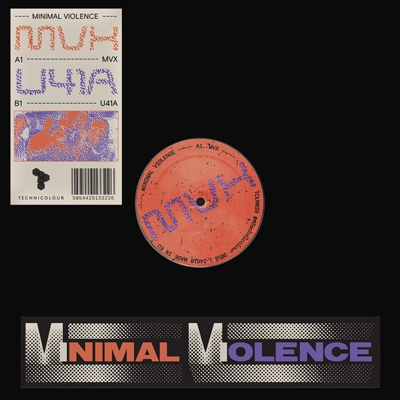 Mvx / U41a (12インチシングルレコード)