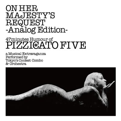 PIZZICATO FIVE's 3rd LP reissue!!