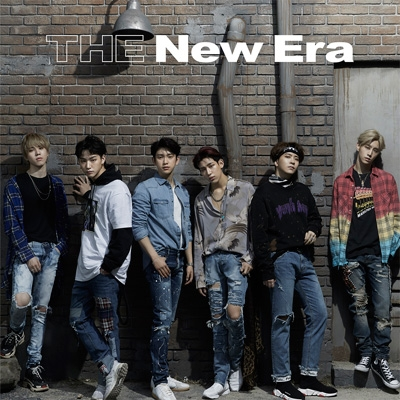 THE New Era 【初回生産限定盤B (JB&ヨンジェ&ベンベン ユニット盤)】 (CD+DVD)