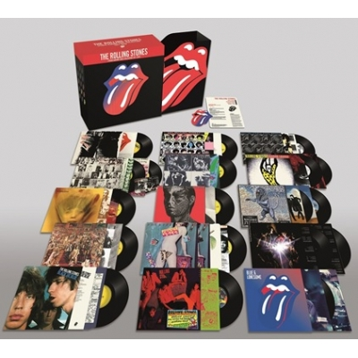 Rolling Stones - Studio Albums Vinyl Collection 1971-2016