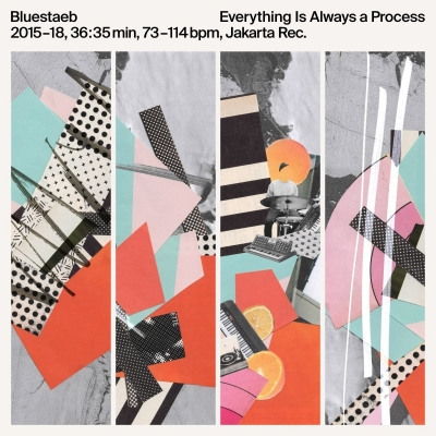 Everything Is Always A Process (アナログレコード)