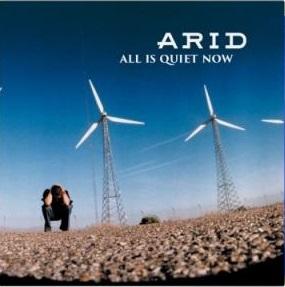 All Is Quiet Now (180グラム重量盤レコード)