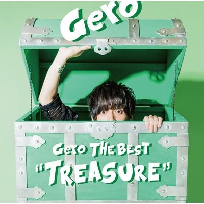 """Gero The Best """"Treasure"""" 【初回限定盤A】(+DVD)"""