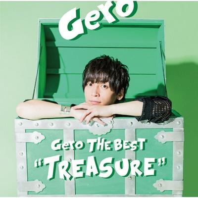 "Gero The Best ""Treasure"" 【初回限定盤B】(2CD)"