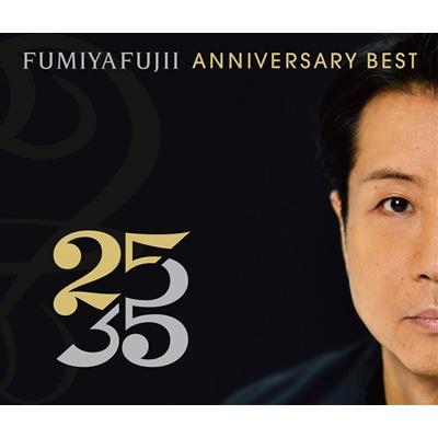 """FUMIYA FUJII ANNIVERSARY BEST """"25/35"""" L盤 (Blu-specCD2)"""