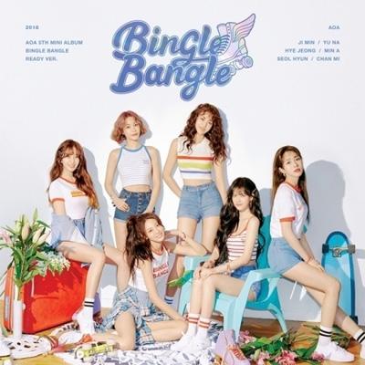 5th Mini Album: Bingle Bangle (Ready Ver.)
