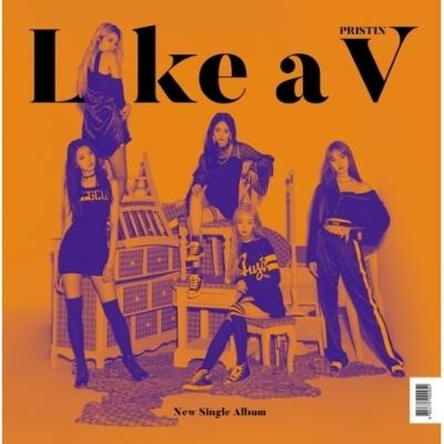 1st Single: LIKE A V