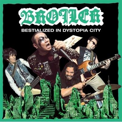 BESTIALIZED IN DYSTOPIA CITY (魔境)
