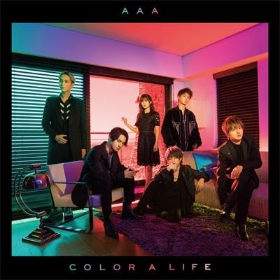 COLOR A LIFE 【初回生産限定盤】(CD+Blu-ray+GOODS)