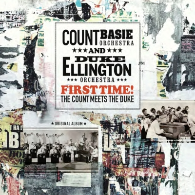 First Time!: The Count Meets The Duke (180グラム重量盤レコード/Vinyl Passion)