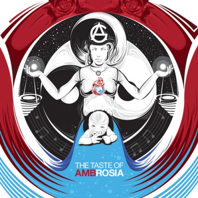 Taste Of Ambrosia (レッドヴァイナル仕様/アナログレコード)