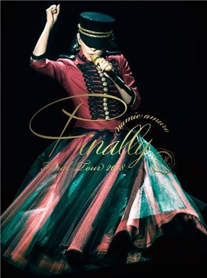 namie amuro Final Tour 2018 〜Finally〜(東京ドーム最終公演+25周年沖縄ライブ+ナゴヤドーム公演)【Blu-ray3枚組】《初回限定盤》