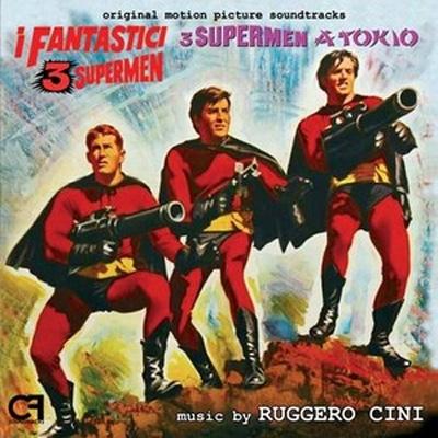 I Fantastici 3 Supermen: 3 Supermen A Tokyo