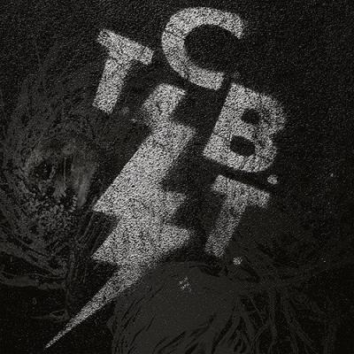 Tcbt (ブラック・トランスペアレント・マーブル仕様)