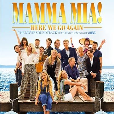 マンマ・ミーア! ヒア・ウィー・ゴー オリジナルサウンドトラック (2枚組アナログレコード)