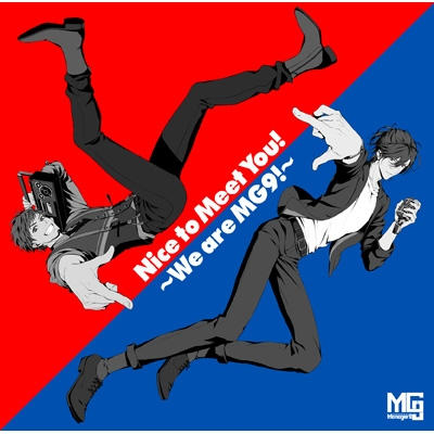 I-Chu Nice To Meet You! -We Are Mg9!-