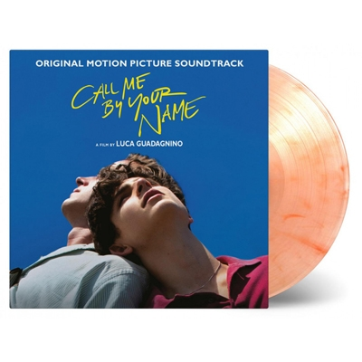 Call Me By Your Name (Originalmotion Picture Soundtrack): (Mov Peach Vinyl)