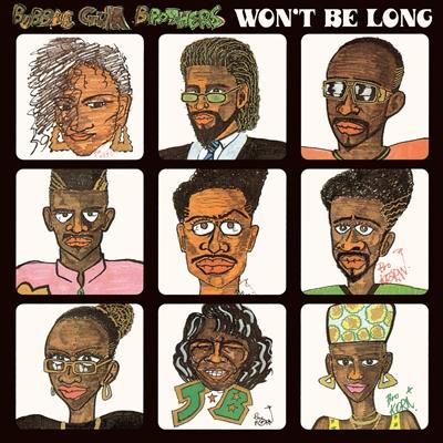 WON'T BE LONG 【完全生産限定盤】(7インチシングルレコード)
