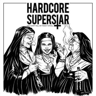 you can 39 t kill my rock n 39 roll hardcore superstar hmv books online micp 11440. Black Bedroom Furniture Sets. Home Design Ideas