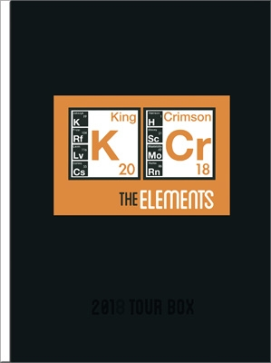 Elements Of King Crimson 2018 Tour Box