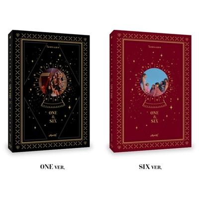 7th Mini Album: ONE & SIX (ランダムカバー・バージョン)
