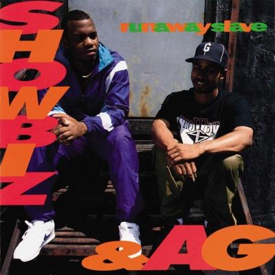 Runaway Slave (アナログレコード)