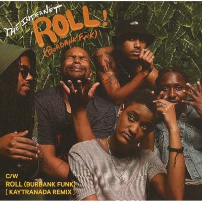 Roll (Burbank Funk)【完全生産限定盤】(7インチシングルレコード)