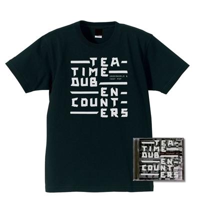 Teatime Dub Encounters 【Tシャツ付き限定盤】<CD+Tシャツ(XL)>