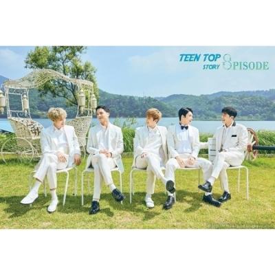 8th Mini Album Repackage: TEEN TOP STORY: 8PISODE