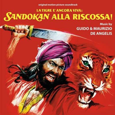 La Tgre E Ancora Viva: Sandokan Alla Rscossa オリジナルサウンドトラック 【300枚限定プレス】(180グラム重量盤レコード)