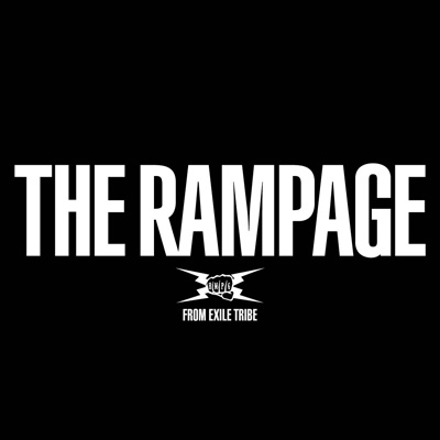 THE RAMPAGE (2CD+Blu-ray)