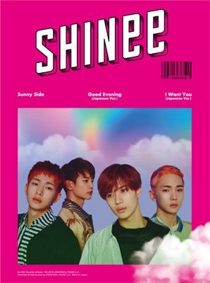 Sunny Side 【初回生産限定盤】 (CD+DVD+24P PHOTOBOOKLET)