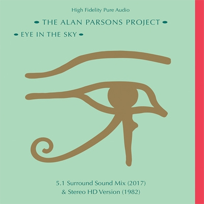 Eye In The Sky (35th Anniversary Edition Bluray Audio)